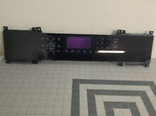KitchenAid Range Oven Control Panel w Touchpad W10295112 WPW10295112