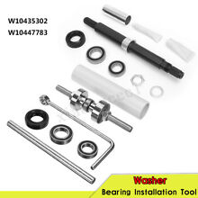 W10435302 W10447783 Washer Tub Bearing Install Tool Set For Whirlpool Kenmore