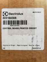 ELECTROLUX 134706700 809160308 DRYER MAIN CONTROL BOARD FREE SHIPPING NEW PART