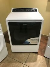 Whirlpool Cabrio WGD8000DW 29 Inch 8 8 cu  ft  Gas Dryer FREE SHIPPING