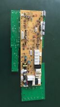 GE Laundry Washer Control Panel Motherboard WH12X10468