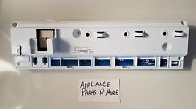 FRIGIDAIRE WASHER CONTROL BOARD PART  137313410 137035250 FREE SHIPPING USED