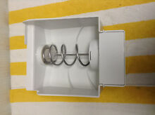 GE REFRIGERATOR ICE BUCKET ASSEMBLY  WR17X12079 free shipping