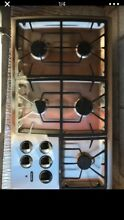 Thermador Range Stove Cooktop  5 burners  Exelant condition  Model SGCS365RS