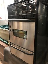 Used 24  Frigidaire FGB24L2EC Gas Oven 3 2 cu ft Stainless Steel