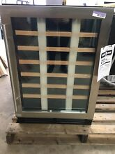 Whirlpool 24 Inch 51 Bottle Capacity under Counter Wine Center WUW35X24DS  67436