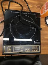 DuxTop 1800W Portable Induction Cooker Cooktop Model 8100MC expert Electronic