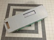 GE Built In Oven Control Board WB27K5046