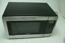 Samsung MG11H2020CT 1 1 cu  ft  Countertop Grill Microwave Oven Ceramic Enamel