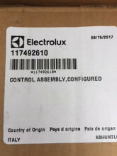 117492610 Electrolux Dishwasher Electronic Control Board FSP  NEW