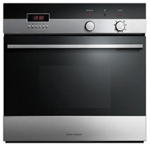 Fisher   Paykel OB24SDPX4 24 Inch Single Electric Wall Oven Convection Stainless