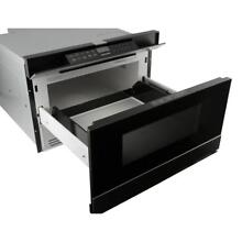 Sharp SMD2480CS 24  Wave Touch 24  Microwave Drawer Local Pickup