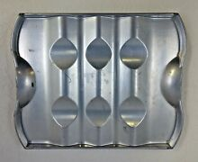 QC Quick Chill Tray GE Refrigerator Part WR17X11221 PS292263 Aluminum   Used