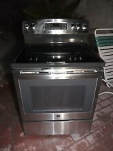 Frigidaire FGEF3059TD 30  Freestanding Electric Range in Black Stainless Steel