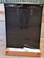 Blomberg Built In Dishwasher Black DWT25100B NEW in Factory Packaging DWT25100 B