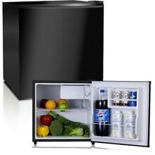 Apartment Refrigerator Small Size Dorm RV Mini Fridge Storage Organizer Bedroom