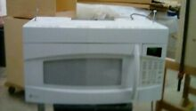 Over the range microwave white 30 inch