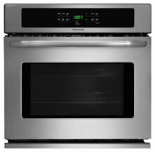 Frigidaire FFEW3025PS   30  Stainless Steel Electric Single Wall Oven
