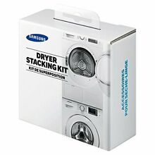 SAMSUNG  HOME APPLIANCE SK DH STACKING KIT 24IN