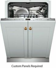 Thermador 24  Sapphire 6 Program Panel Ready Built In Dishwasher DWHD650JPR