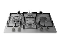 Empava 24  Stainless Steel Built in 4 Burners Stove Gas Fixed Cooktop