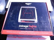 Vollrath 59500F Mirage  INDUCTION Cast Iron FAJITA SKILLET  PAN Heater 1800 WATT