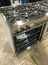 Superiore RN301SPS S 30 Inch Dual Fuel Freestanding Range
