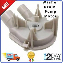 Washer Drain Pump Motor for Crosley Kenmore Kitchen Aid Maytag Roper Whirlpool
