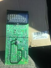GE microwave control board PART NUMBER wb27x10866