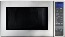 Dacor DCM24S Heritage 1 5 cu  ft  Countertop Convection Microwave Stainless