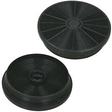 CANDY GORENJE Cooker Hood Carbon Filter Extractor Vent Fan 145mm x 2