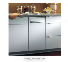 Broan Elite 15  WHITE Built In Fully Integrated Trash Compactor