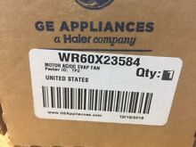 GE and Others Refrigerator Evaporator Motor  WR60X23584