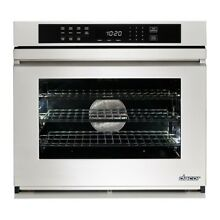 Dacor HWO130FS Heritage 30 Inch Single Wall Oven Stainless Steel 6 Cooking Modes