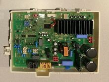 LG MAIN CONTROL BOARD  EBR73982104 78499601 FOR WASHERS  see pics