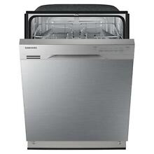 SAMSUNG 24 In Dishwasher Stainless Steel ENERGY STAR