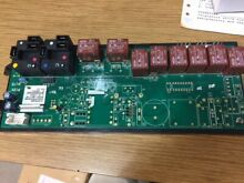 GE Stove Oven Range Relay Board Assembly Part   WB27T11357