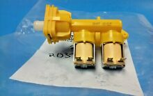 Genuine Speed Queen   203741 Washer Mixing Water Valve YELLOW  NEW   35 00