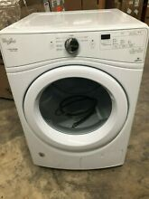 Whirlpool Duet WED7990FW 27 Inch 7 4 cu  ft  Ventless Electric Dryer