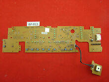 Control Panel Steuerelement Washing Machine Pcb   4303 303 3216 3  Bp 813