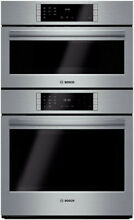 Bosch Benchmark 30  Stainless Steel Speed Combo Wall Oven HBLP751UC
