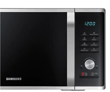 SAMSUNG MS11K3000AS 1 1 Cu Ft  Countertop Microwave Oven with Sensor