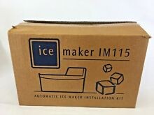 Frigidaire kenmore electrolux automatic Ice Maker Kit IM115 NEW