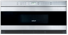 Wolf MWD30 2U S 30 Inch Built in Microwave Drawer in Stainless Steel