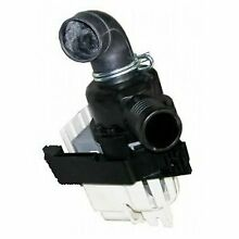 Whirlpool Washing Machine Drain Pump and Motor W10281682