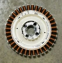 WHIRLPOOL WASHER MOTOR STATOR ASSEMBLY PART  8565170 FREE SHIPPING USED PART