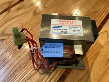 OEM GE General Electric WB27X10189 Microwave H V  Transformer in Great Shape