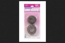 Good Old Values Lint Traps Aluminum Carded 2   Pack