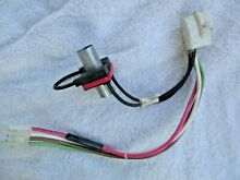 Sub zero ice maker inlet tube heater wire harness