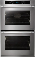 Dacor DTO230FS Distinctive 30 Inch Double Electric Wall Oven in Stainless Steel